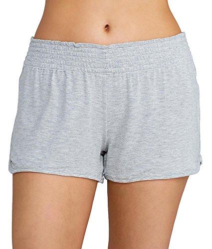 P.J. Salvage Women's Modal Shorts Grey Shorts
