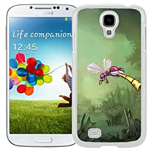 New Beautiful Custom Designed Cover Case For Samsung Galaxy S4 I9500 i337 M919 i545 r970 l720 With Rayman Mosquito (2) Phone Case
