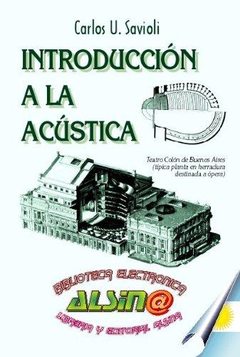 Descargar Libro Introducción A La Acústica Carlos Savioli