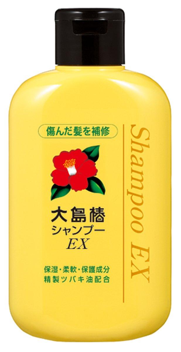 Oshima Tsubaki EX Shampoo - 300ml