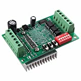 BAJIAN-LI Single 1 Axis Controller Stepper Motor Drivers TB6560 3A driver board CNC Router