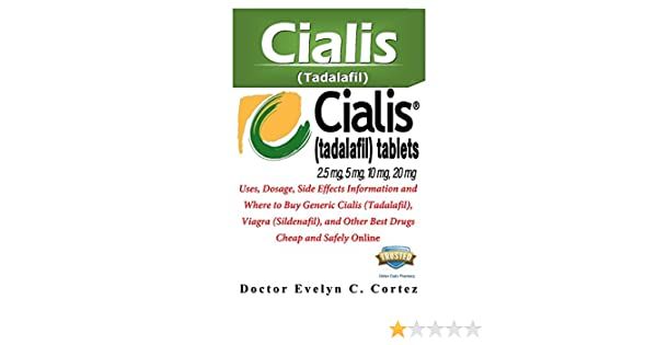 cialis tadalafil uses dosage side effects information and