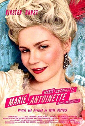 Marie Antoinette 11.5x17 Inch Promo Movie Poster