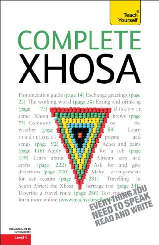 Complete Xhosa: A Teach Yourself Guide (TY: Language Guides)