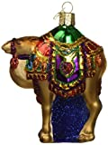 Old World Christmas Magi's Camel Glass Blown Ornament