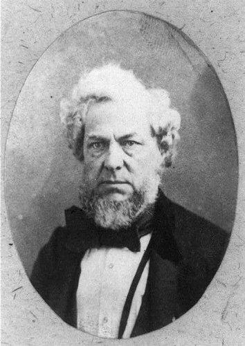 HistoricalFindings Photo: Thomas Ustick Walter,Architect,US Capitol,Washington DC,United States,1859
