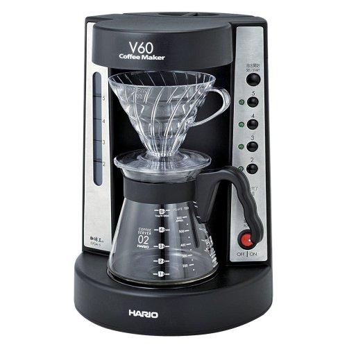 HARIO V60 coffee king coffee maker 2-5 cups for black EVCM-5B