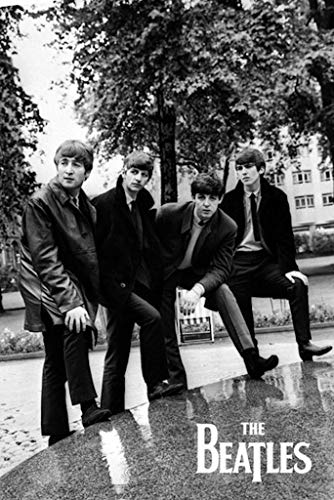Music - Commercial Rock Posters: Beatles - Pose - 91.5x61cm