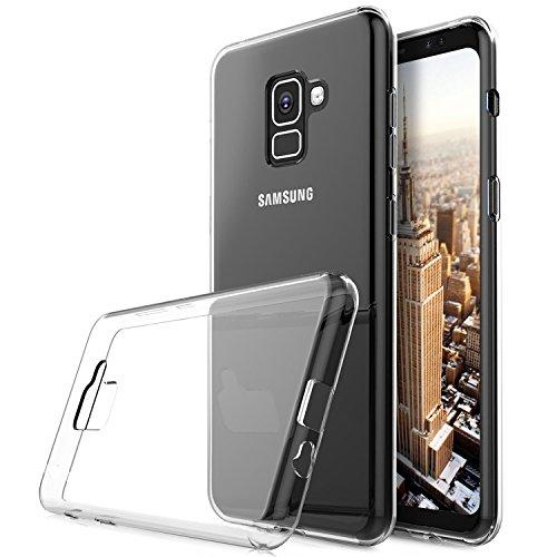 Capa Samsung Galaxy A8 2018 A530 - Transparente