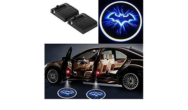 RONSHIN Wireless Car Door Led Welcome Proyector láser Logo Shadow ...