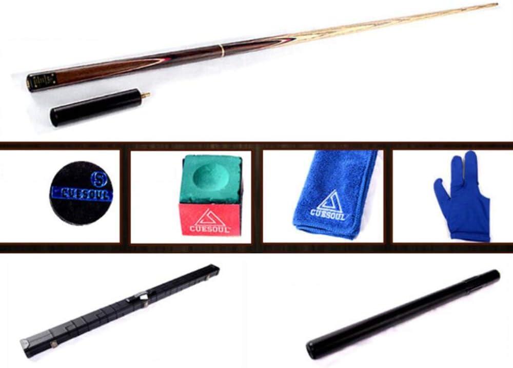 3/4 Señales De Piscina De Tres Secciones Pequeñas Notas De Piscina De Cuatro Flores Señales De Snooker Británicas De Estilo Americano: Amazon.es: Hogar