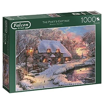 Jumbo 611133 Puzzle La Casa Del Poeta