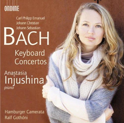 Bach: Keyboard Concertos (Bach Keyboard Concertos)
