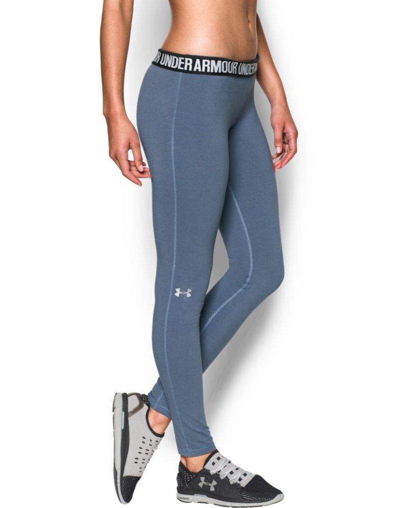 Women's Under Armour Favorite Legging, Aurora Purple, Small Short
