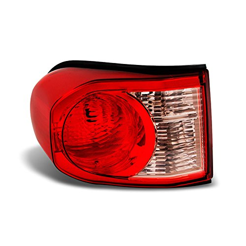 ACANII - For 2007-2014 Toyota FJ Cruiser Rear Replacement Tail Light - Driver Side Only
