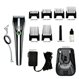Wahl Professional Animal Motion Lithium Ion Cordless Clipper, Black (#41885-0435)