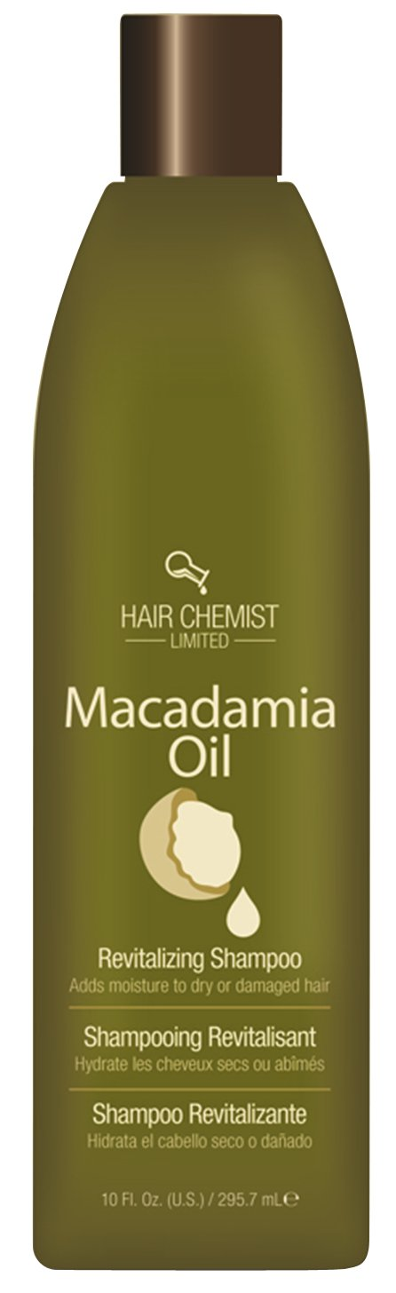 Hair Chemist Limited Macadamia Oil Shampoo 10 oz. (Pack of 2)