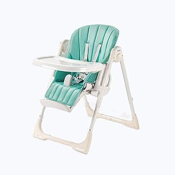 Hongseyingeryi Chaises Hautes Chaise Bebe Baby Dinette Siege Pliant Portable Multifonctionnel Pour D