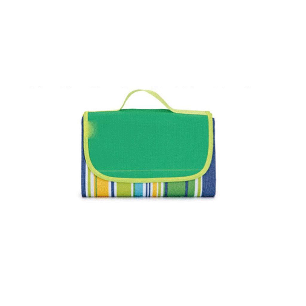 Picknick-Matte Oxford Tuch Feuchtigkeit Pad Dicke Dicke Dicke Outdoor-Picknick-Matte (Farbe   B) B07JYVNK56 Picknickdecken Leidenschaftlicher Sport, niemals aufhören a51cee