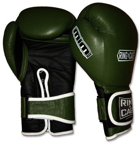 Elite MiM Foam Training Gloves for Muay Thai, MMA, Kickboxing, Boxing- Regular/14oz
