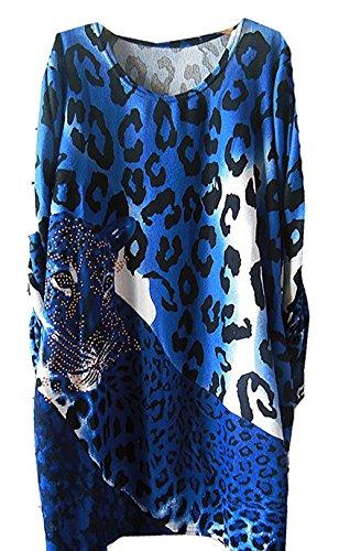 STEKOST - Camisas - para mujer azul marino