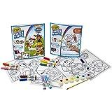 Color Wonder Paw Patrol Color Kit, Mess Free Color Wonder Markers, Coloring Pages, Coloring Gift for Kids