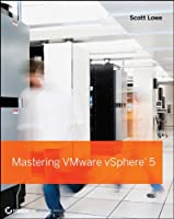Mastering VMware vSphere 5 Front Cover
