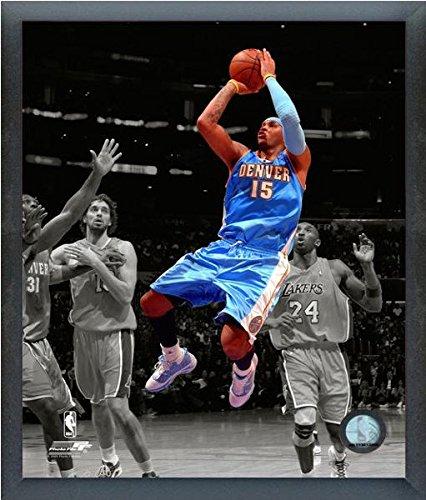 - Carmelo Anthony Denver Nuggets NBA Spotlight Action Photo (Size: 12