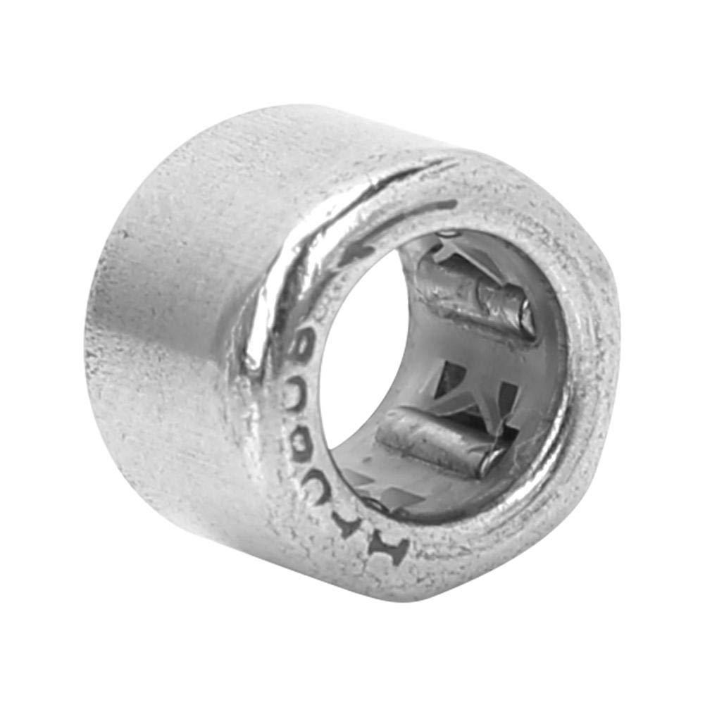 HF0406 4 * 8 * 6mm Cuscinetto a Rullini ad Una Via 10Pcs Cuscinetto a Rullini ad Aghi per Cuscinetti Frizione Unidirezionale