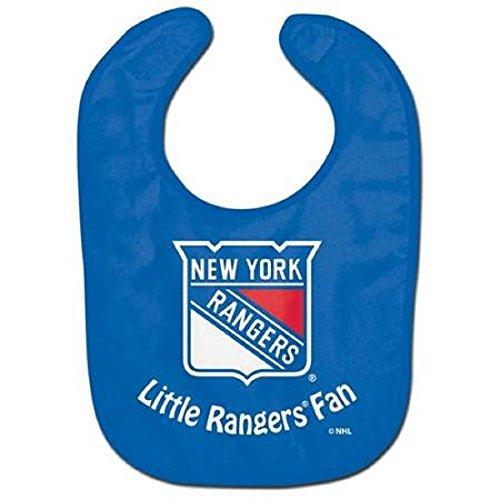 Wincraft NHL New York Rangers WCRA2062114 All Pro Baby Bib