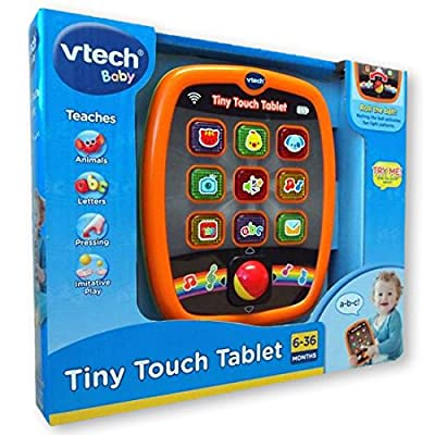 Vtech Tiny Touch Tablet: Toys & Games