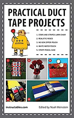 Practical Duct Tape Projects by Skyhorse
