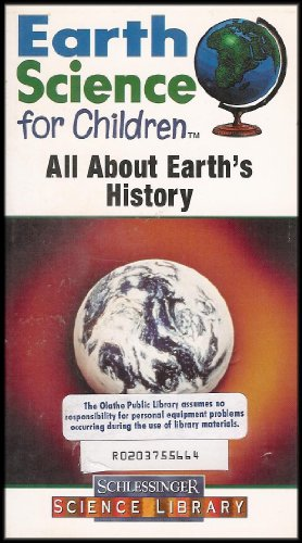 Minerals Teachers Guide - Earth Science for Children Video Series: All About Earth's History (Video Only, Teacher Guide Not Included) [Grades K-4]