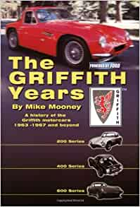 the griffith years mike mooney 9780974130705 books. Black Bedroom Furniture Sets. Home Design Ideas