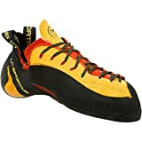 La Sportiva Testarossa Climbing Shoe - Red/Yellow 40.5