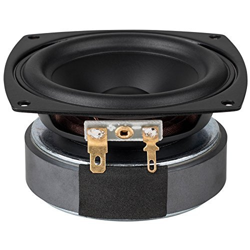 EMINENCE ALPHA38 3 Inch 8Ohm MID Bass Woofer 60W (Mid Bass Woofer)