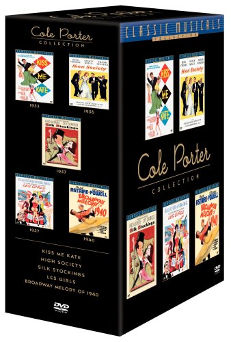 Cole Porter Collection (High Society / Kiss Me Kate / Les Girls / Broadway Melody of 1940 / Silk Stockings)