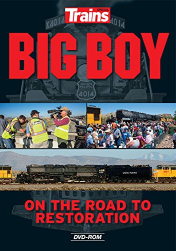 (Big Boy: On the Road to Restoration)