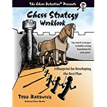 Chess Strategy Workbook: A Blueprint for Developing the Best Plan