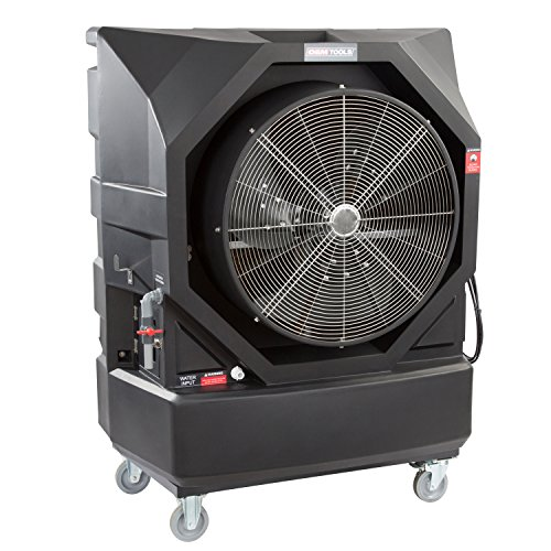 OEMTOOLS 23973 12,900 Cfm Variable Speed Evaporative Cooler