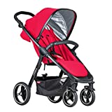 phil&teds Smart Buggy - Cherry