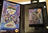 Teenage Mutant Ninja Turtles: The Hyperstone Heist (Sega Genesis / Mega Drive) - Reproduction Game Cartridge with Clamshell Case and Manual