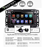 Eonon GA6180F Direct Fit Infotainment System Silverado/Express Van/Avalanche/Acadia/Yukon/Impala With HD Backup Camera: 7-Inch Touch Screen DVD / WiFi / GPS / Bluetooth