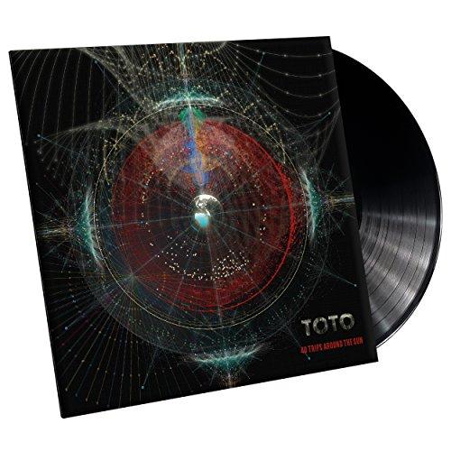Vinilo : Toto - Greatest Hits - 40 Trips Around The Sun (2 Disc)