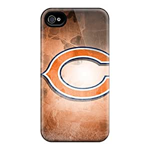 High-quality Durability Case For Iphone 4/4s(chicago Bears)