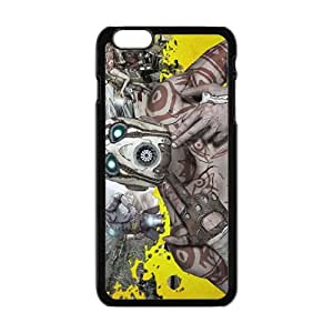 Strange robot Cell Phone Case for iPhone plus 6