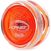 Duncan Hornet Clear with Red Cap Looping Yo Yo