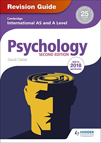 Cambridge International AS/A Level Psychology Revision Guide 2