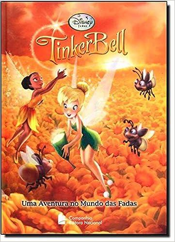 Tinker Bell Uma Aventura No Mundo Das Fadas Em Portuguese Do