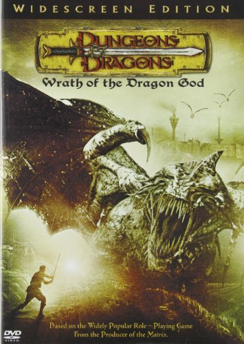 Dungeons & Dragons: Wrath of the Dragon God [DVD] [2005] [Region 1] [US Import] [NTSC]